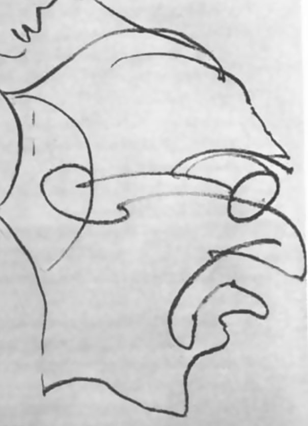 1950s Experiment Asked Artist To Take Lsd And Draw The Same Portrait