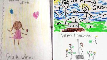 revealing drawings