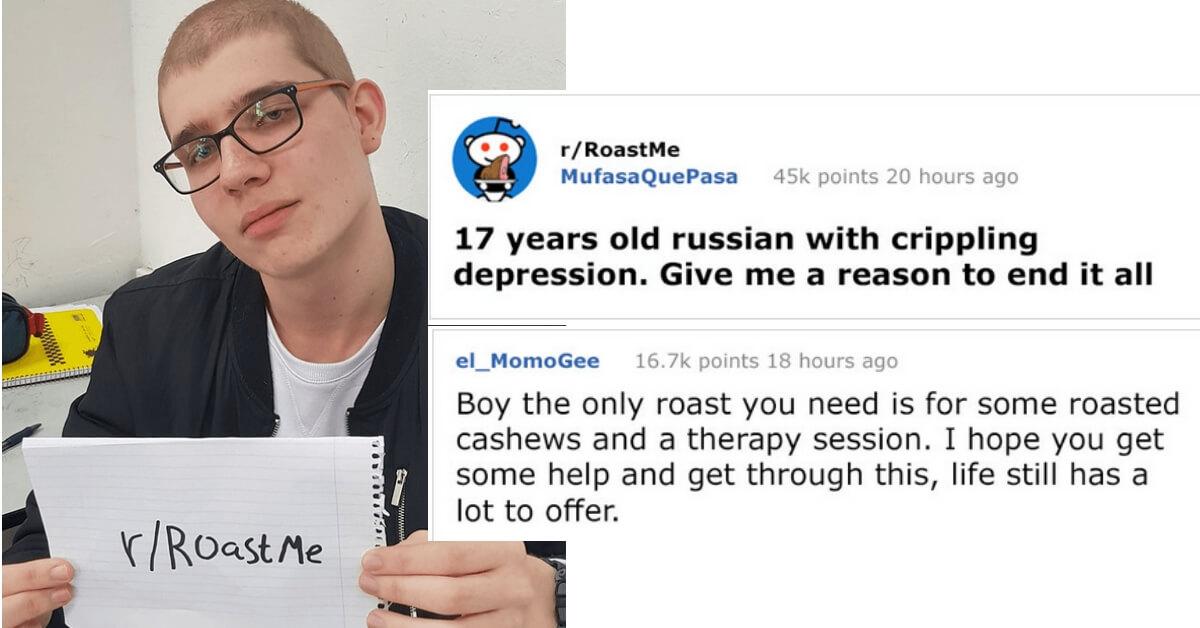 Roastme Reddit